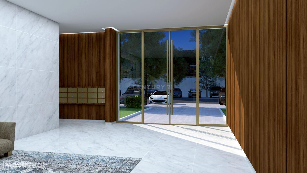 Apartamento T3 - Edifício E