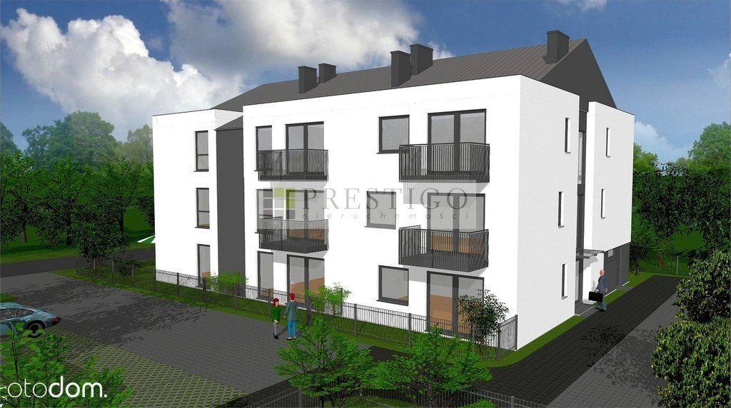 Mieszkanie, 64,56 m², Szczecin