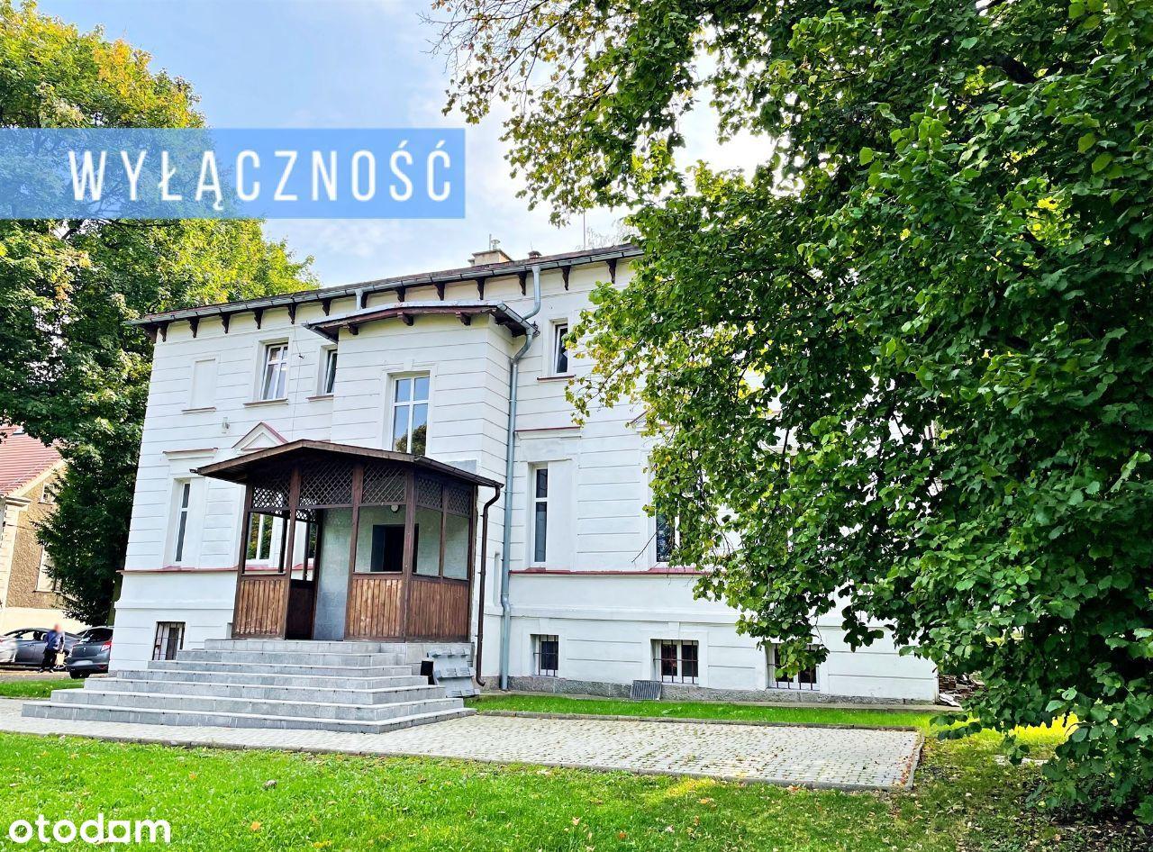 Zabytkowa willa na Starym Mieście w Wałbrzychu