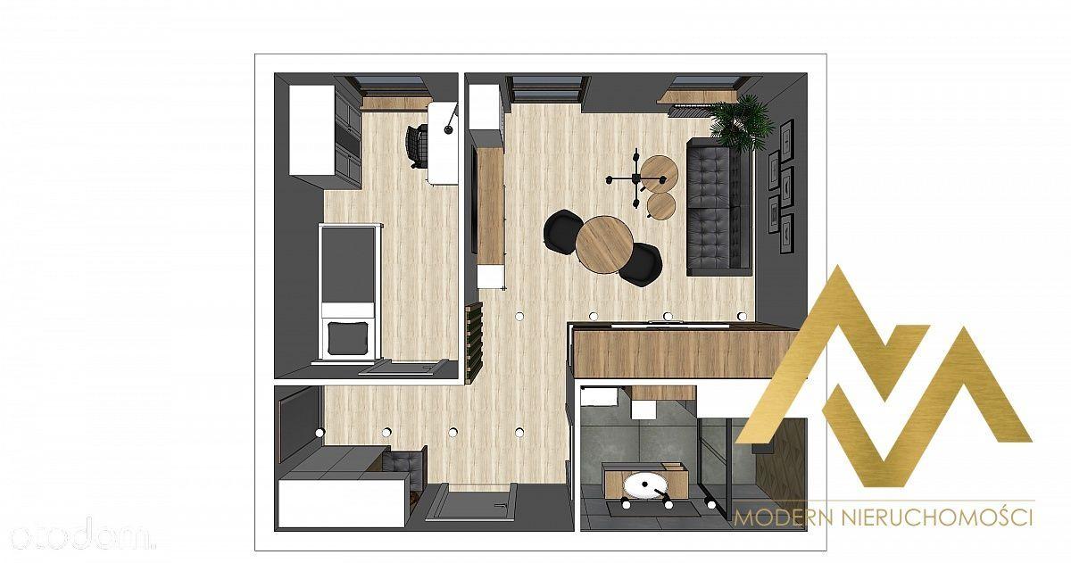Mieszkanie 36,36mkw Węglinek