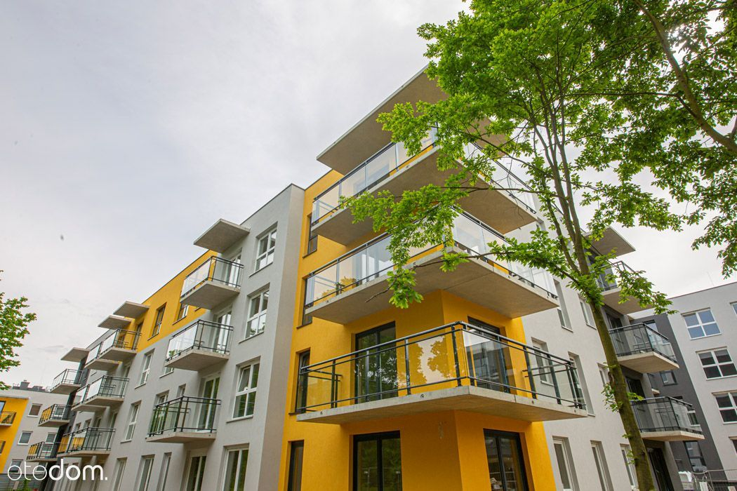 Ustawne M4 z balkonem * Tereny Zielone * PKP, MPK