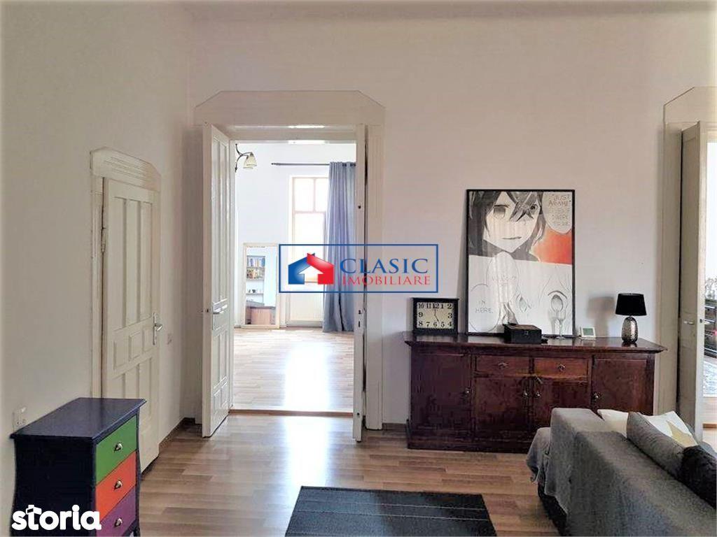 Vanzare apartament 4 camere 137 mp zona Piata Mihai Viteazul Centru, C