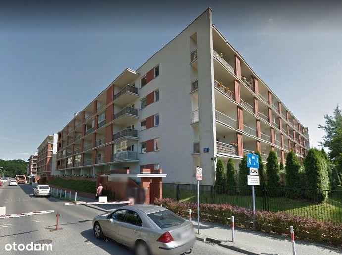 Fort Bema apartament 2 pokoje z 2 balkonami +garaż