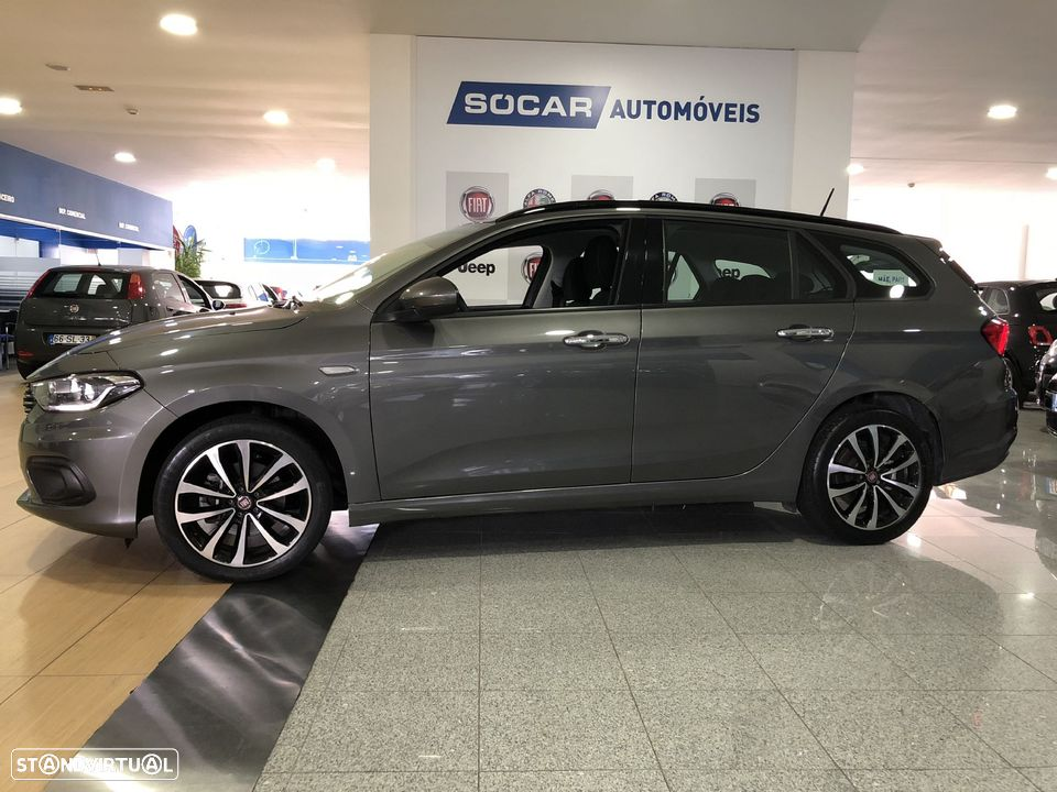 Fiat Tipo Station Wagon 1.3 MJ LOUNGE XENON LED GPS NACIONAL - 3