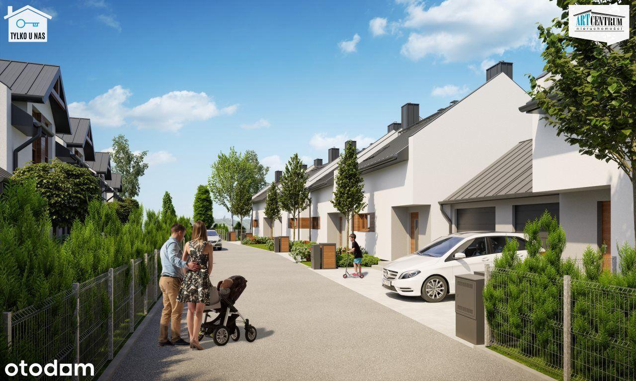 Nowe domy w Fordonie