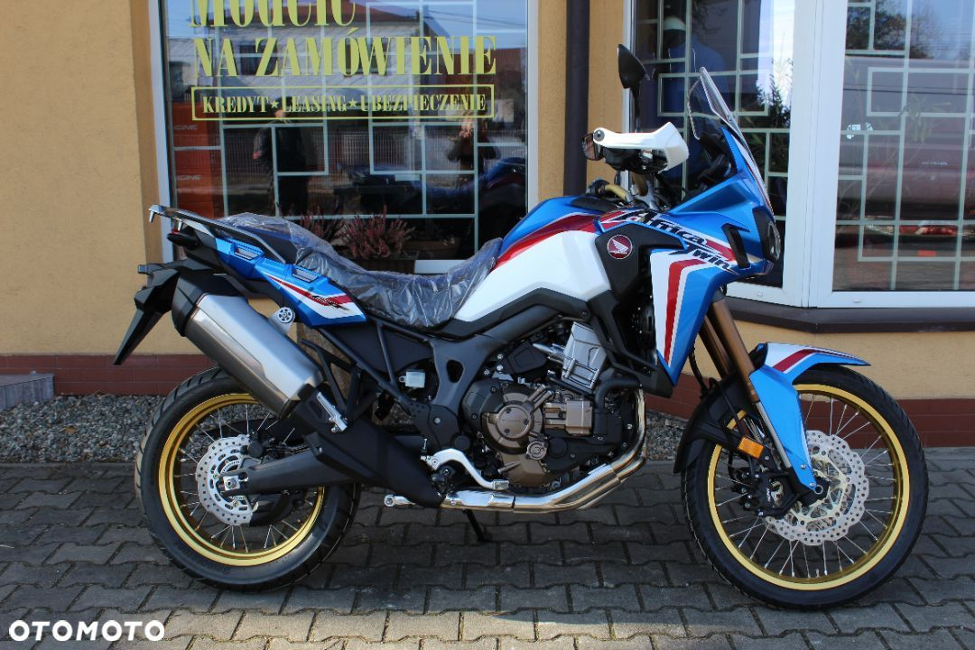 Honda CRF 1000 DCT Africa Twin ABS Tricolore Nowa - 6