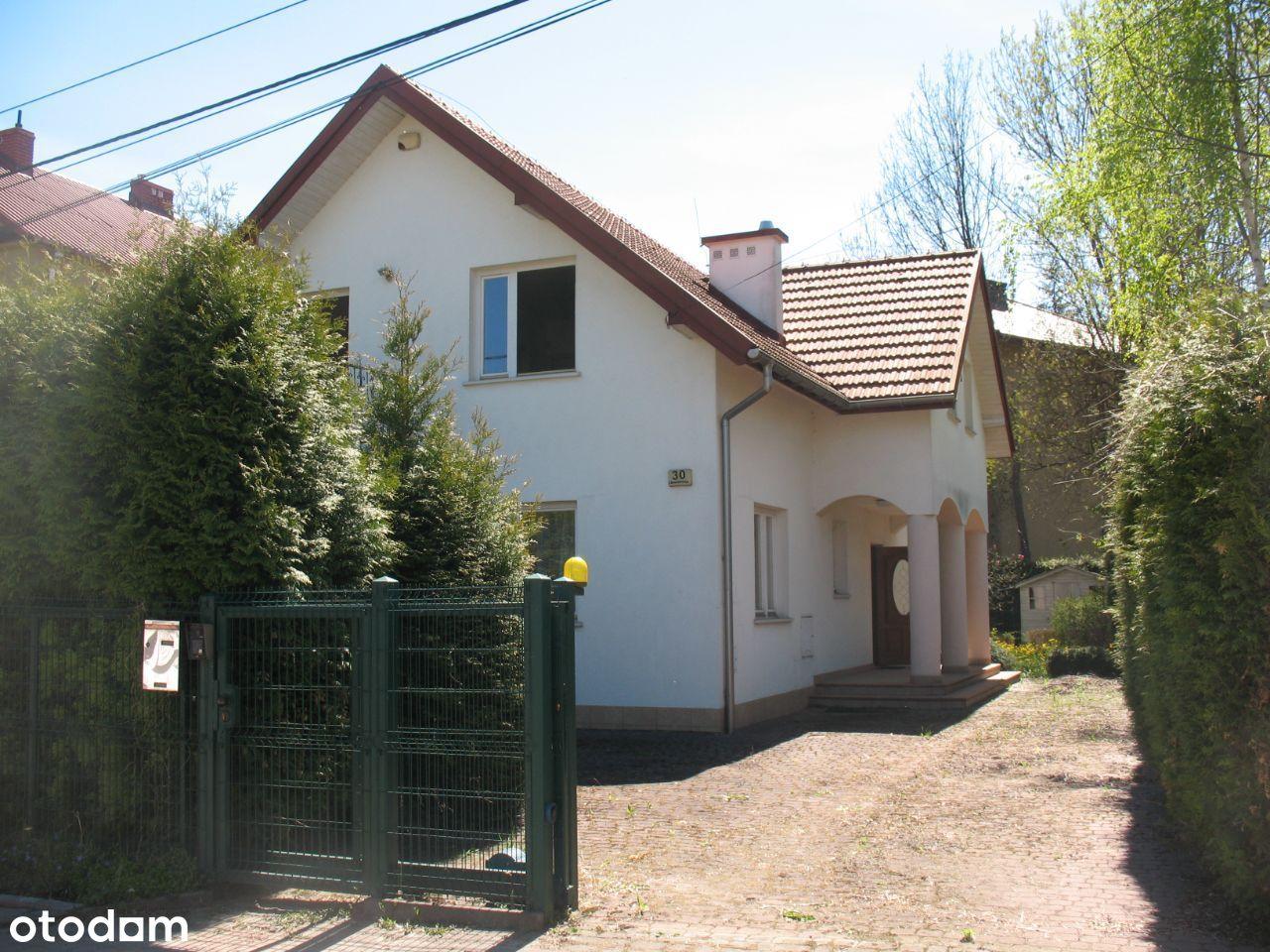 Piękny dom w super lokalizacji - Wola Justowska