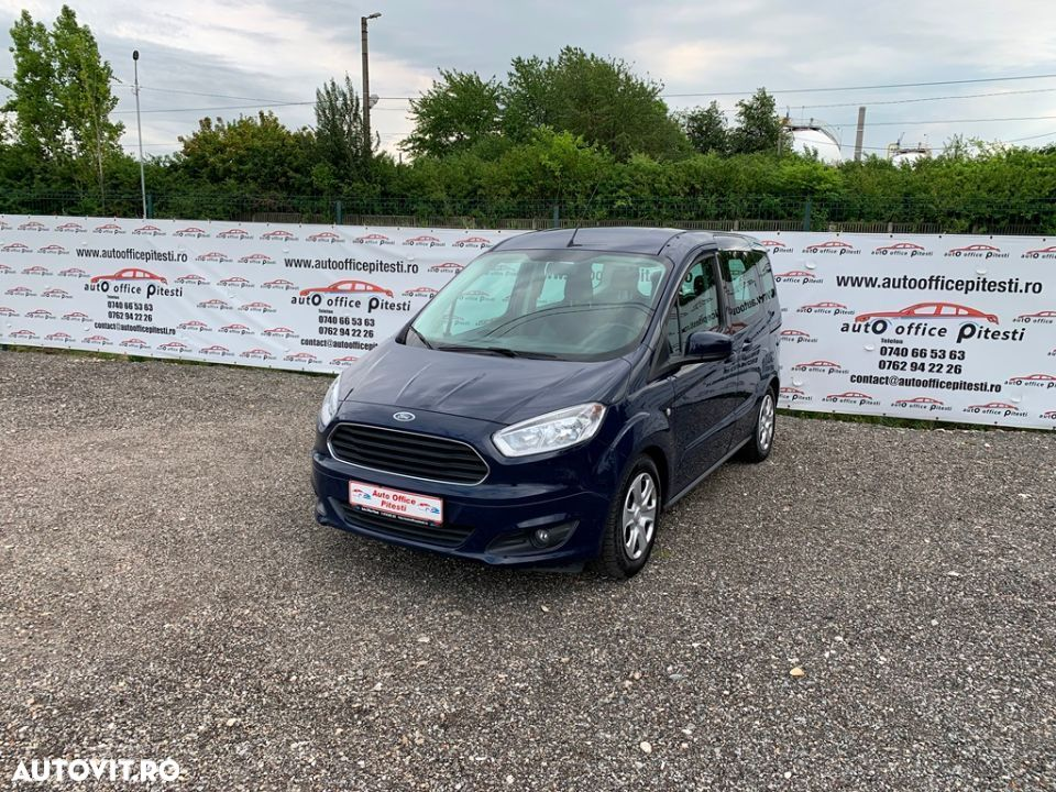 Ford Courier Diesel 95CP 2016