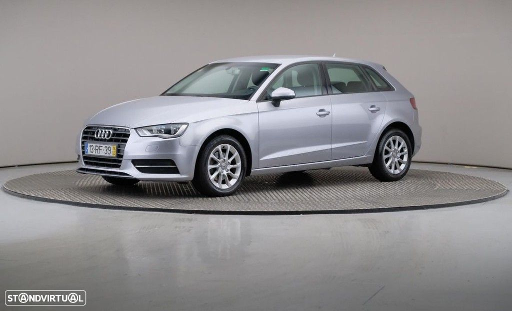 Audi A3 SB 1.6 TDi B.Line Attraction, 1.6 TDi Business Line Attraction - 1