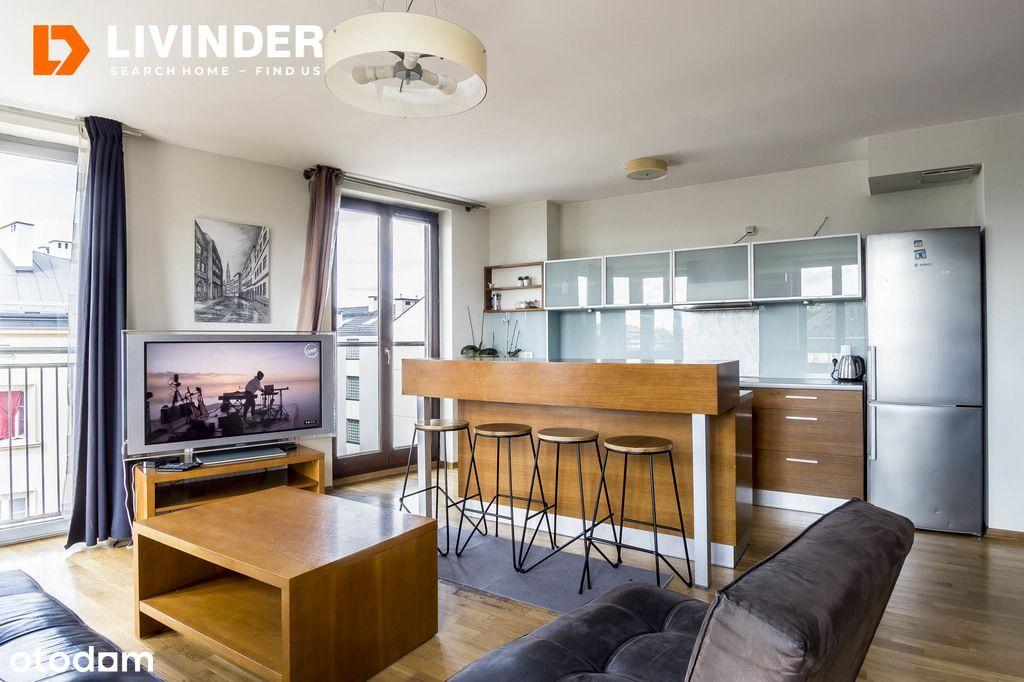 Widokowy apartament na Kazimierzu I 60m
