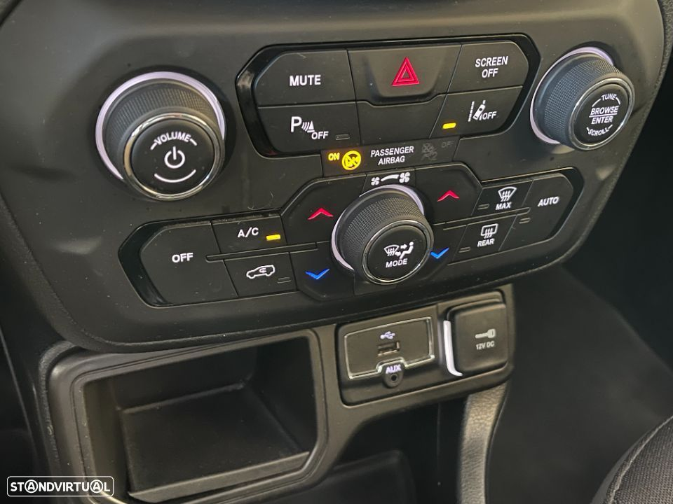 Jeep Renegade 1.6 MJD Limited DCT - 21