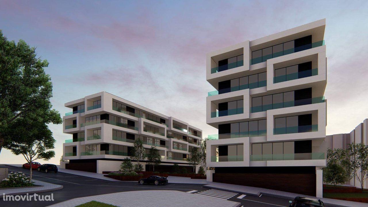 Lote para construção em altura de habitação multifamiliar