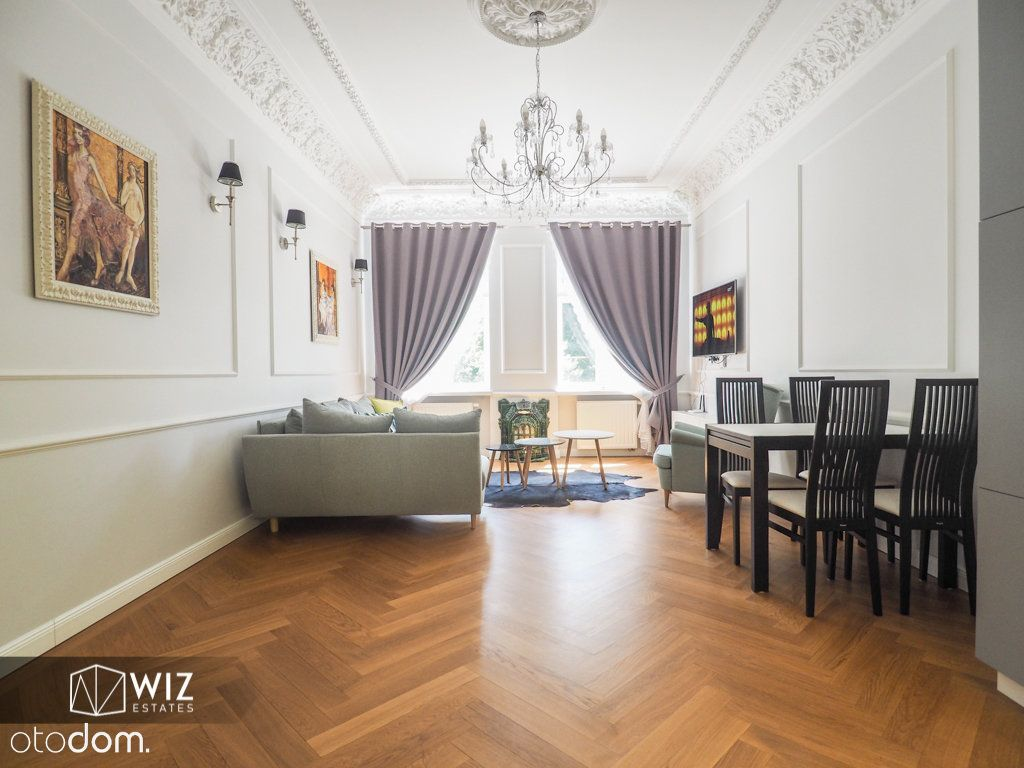 Luksusowy apartament w samym centrum, Topolowa