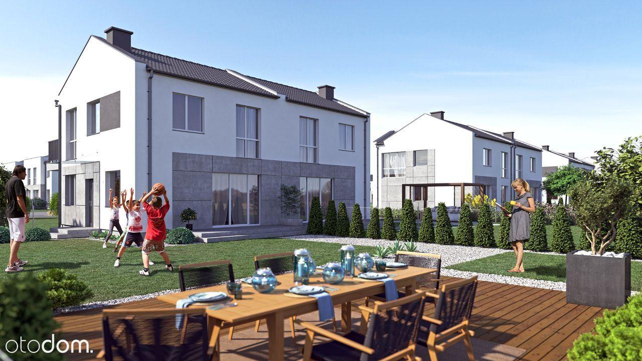 INVEST COMPLEX mieszkanie 65,70m2 z działką