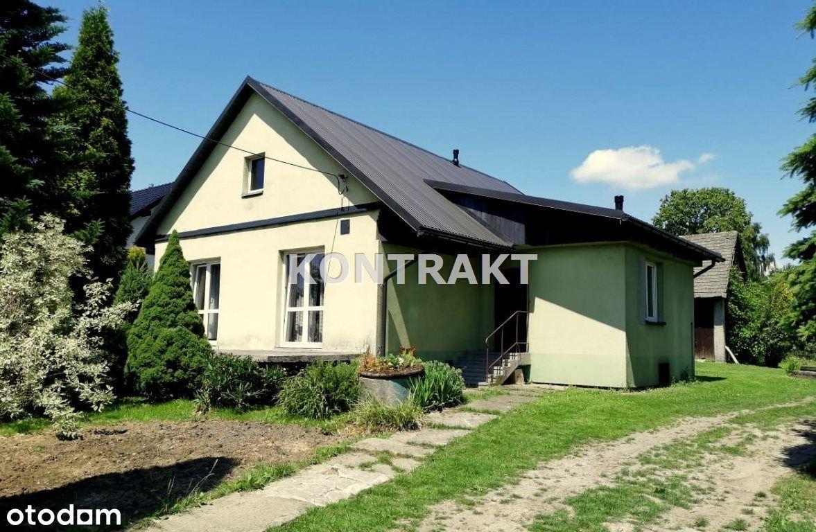 Dom jednorodzinny w Porębie Wielkiej.