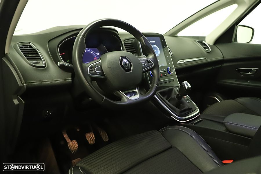 Renault Grand Scénic G.SCÉNIC 1.7 BLUE DCI BOSE EDITION - 12