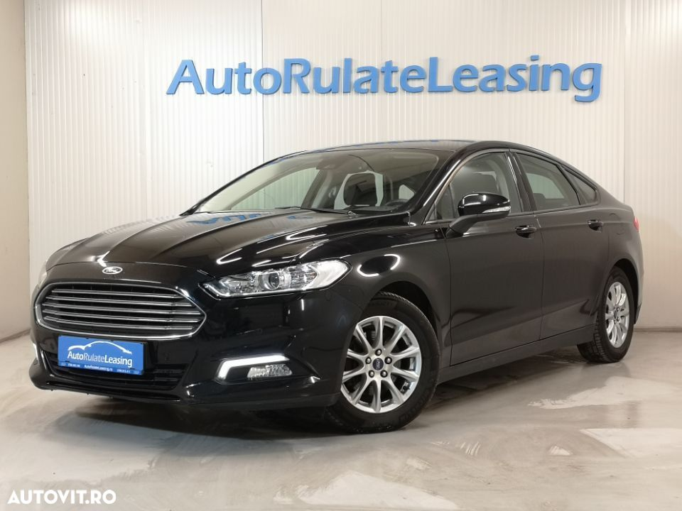 Ford Mondeo MK5 - 24