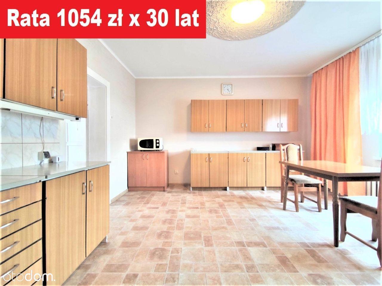 Mieszkanie 69m, 2 pokoje, PARTER, garaż, piwnica