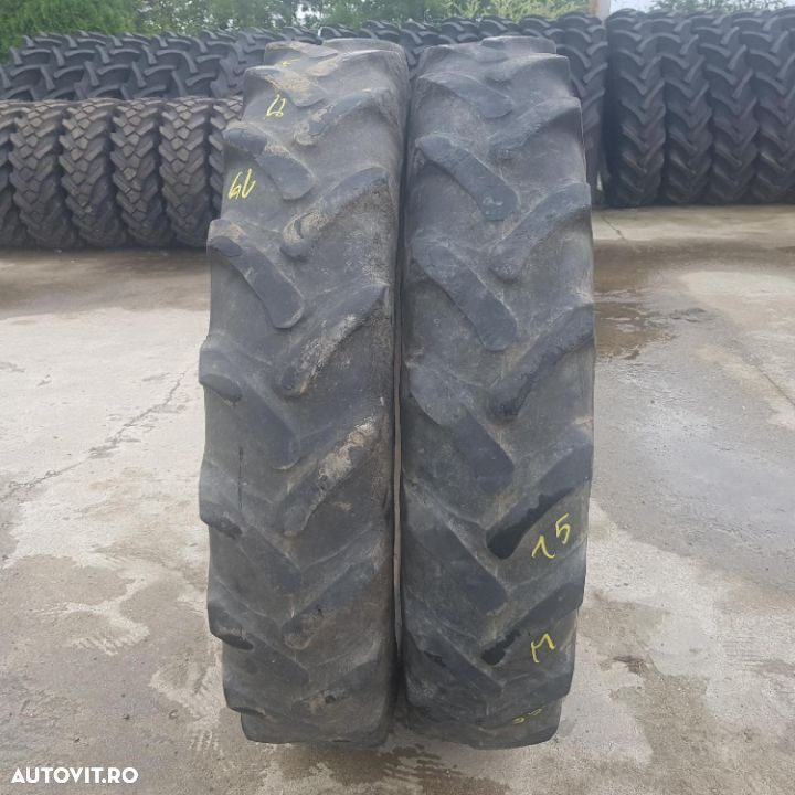 Anvelope 230/95 R32 Alliance Cauciucuri 9.5 SH New Holland John Deer Deutz Fahr Fendt Case Same - 3