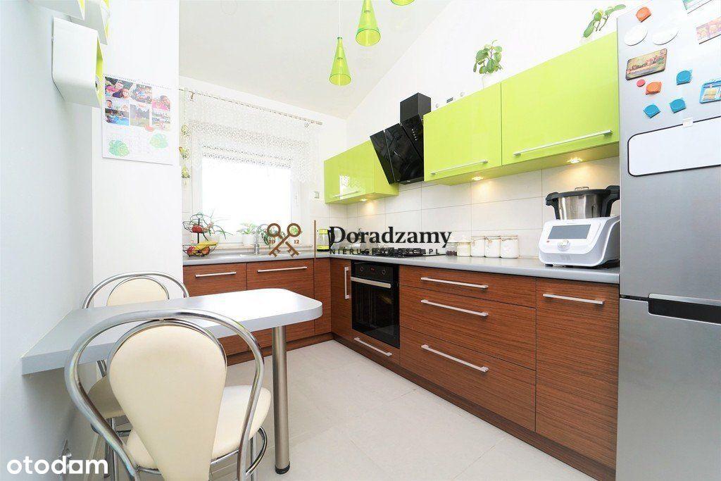 Dwupoziomowe Mieszkanie Zielona Okolica Wykończone