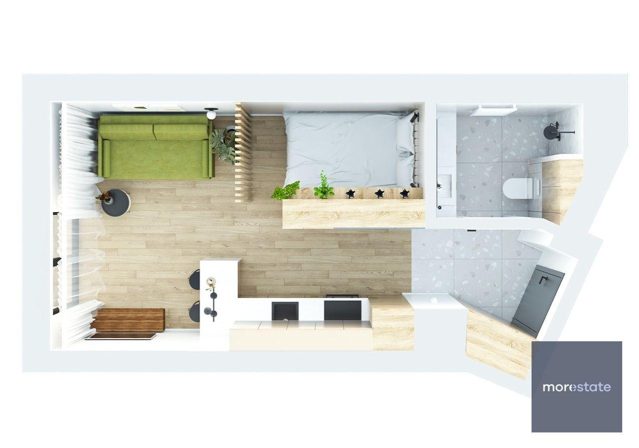 Inwestycyjnie STARE MIASTO Balkon Klimatyzacja