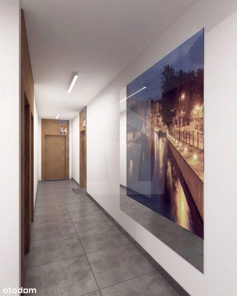 Mieszkanie, 55,03 m², Bydgoszcz