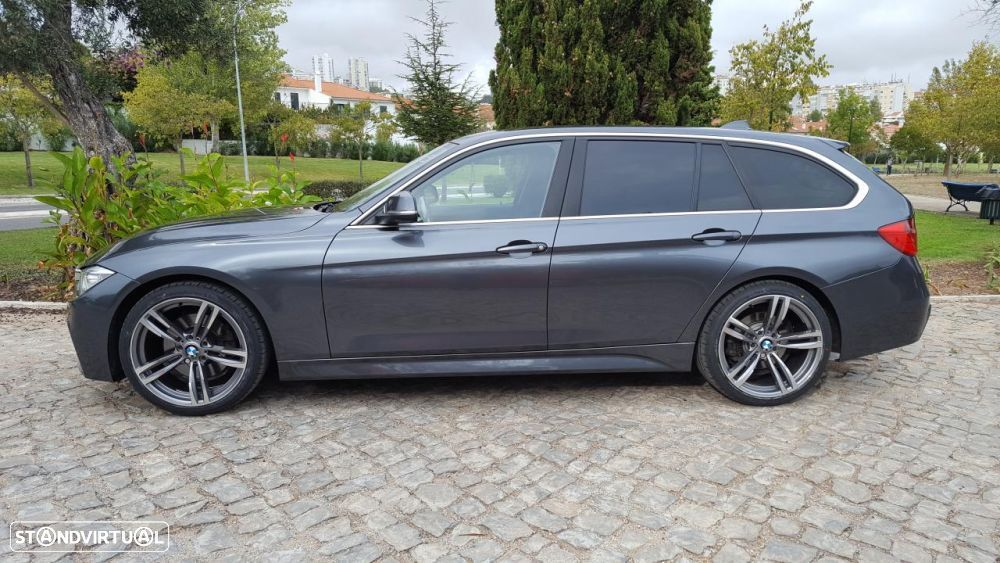 BMW 325 d Touring Pack M - 3
