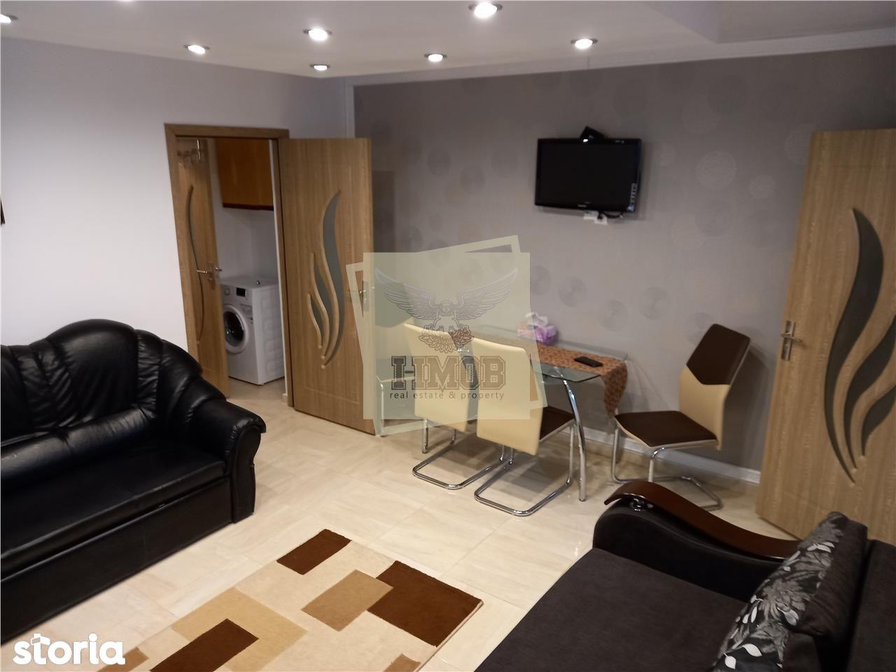 Apartament cu 2 camere si balcon in zona Milea
