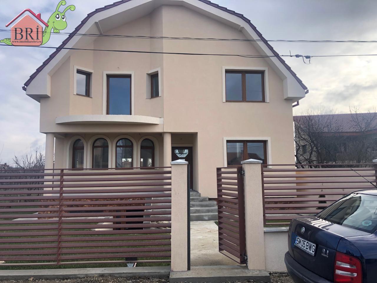 Casa P+1 constructie noua Comuna Paulesti