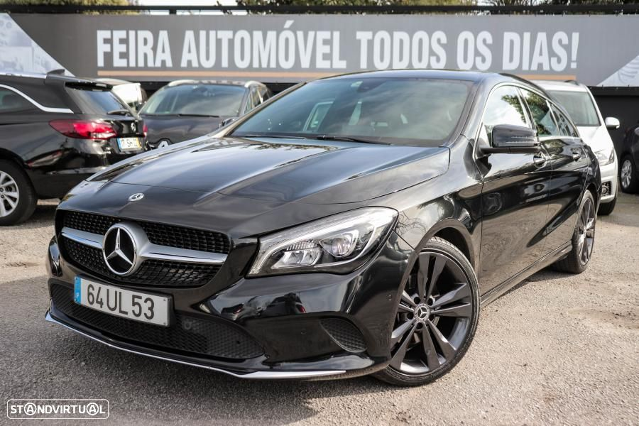 Mercedes-Benz CLA 180 D URBAN - 1