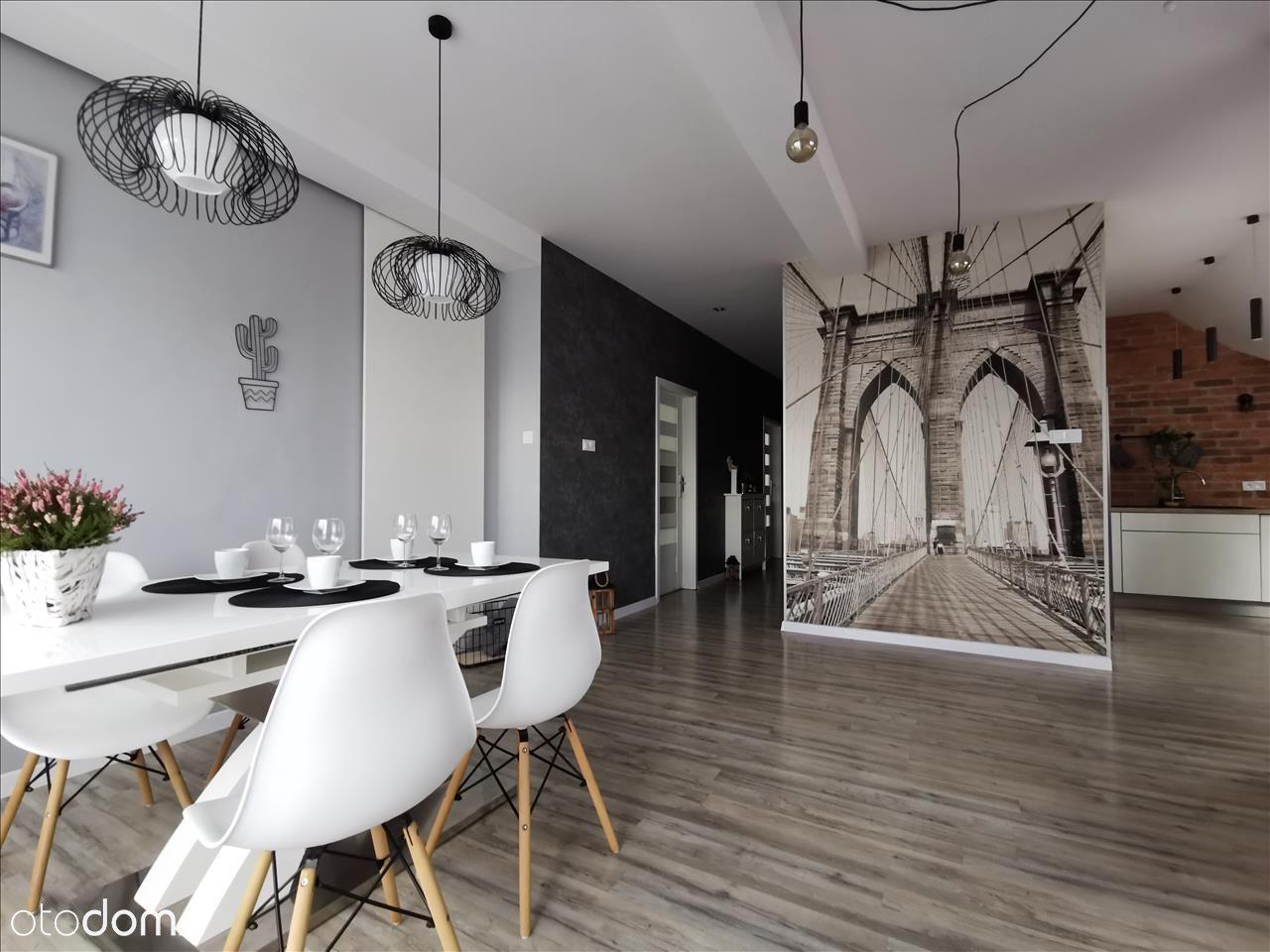 Apartament w wysokim standardzie + 50m2 poddasza