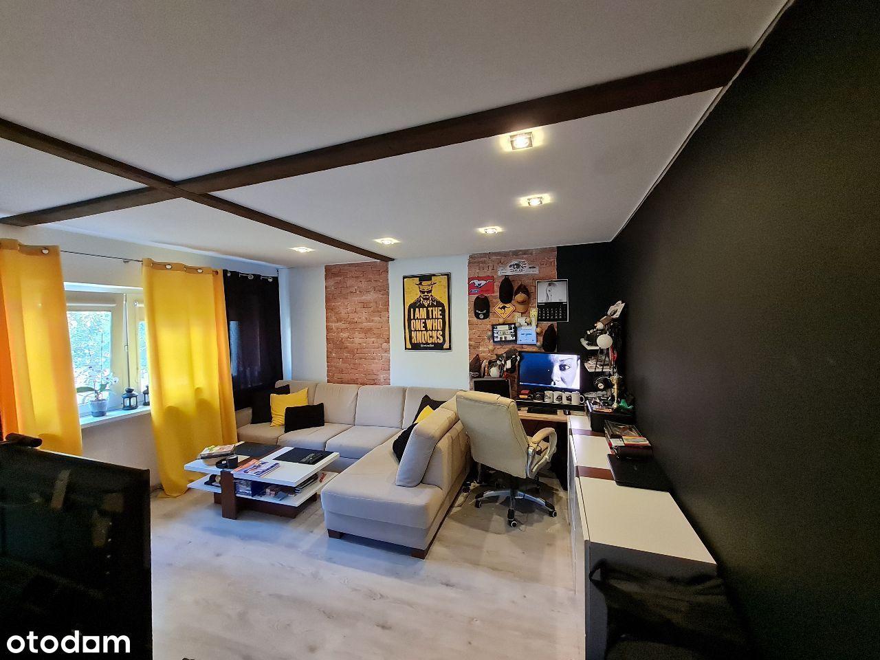 Mieszkanie 2 pokojowe + kuchnia MARCELIŃSKA 87