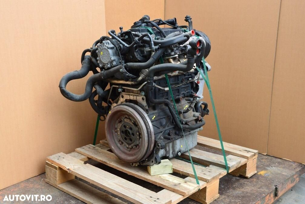 Motor Euro 4 VW Caddy 2.0 tdi AZV - 3