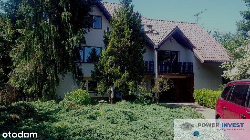 Dwumieszkaniowy dom w Grodzisku Mazowieckim