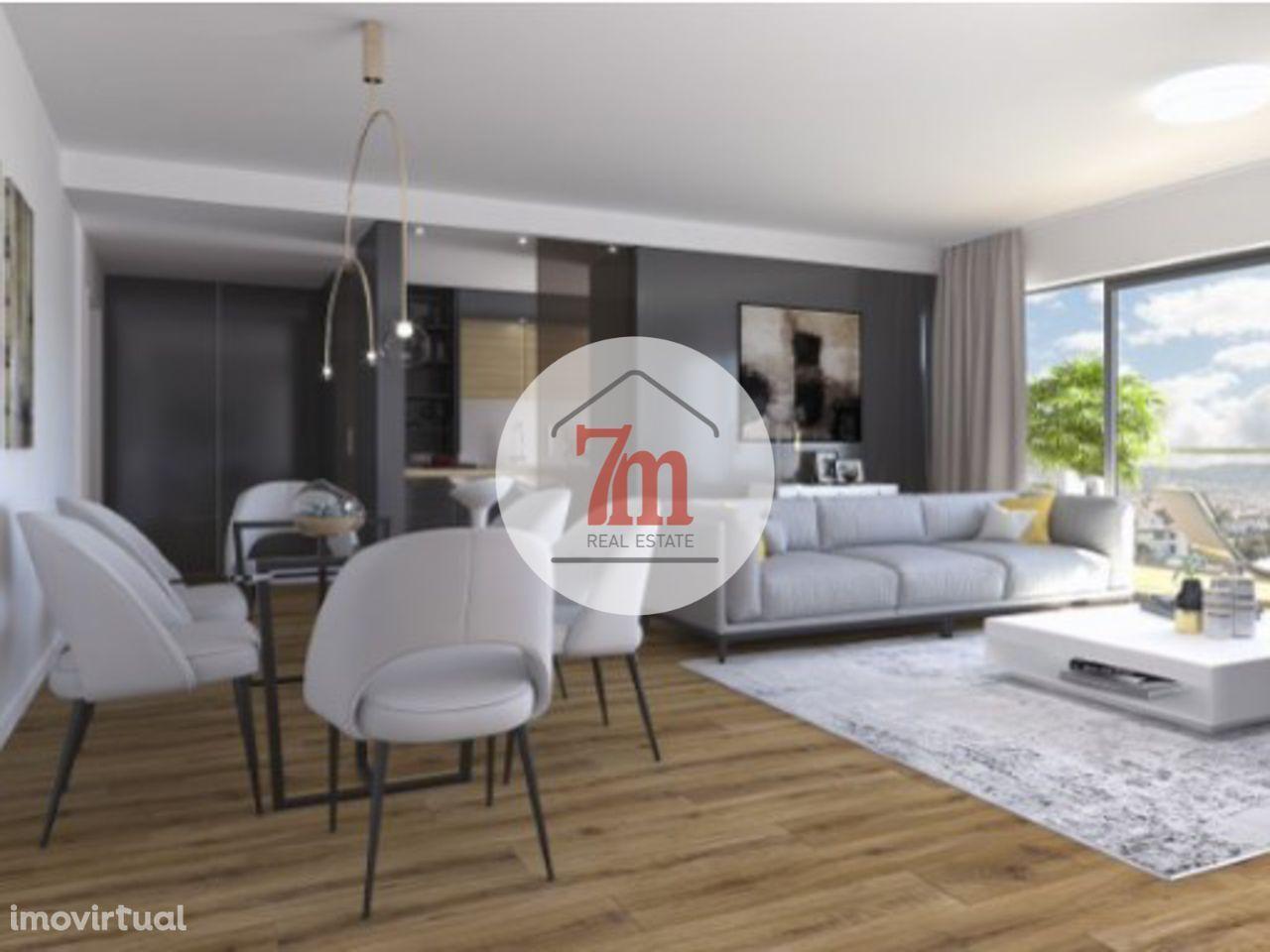 Apartamento T4 Imaculado Coração de Maria Funchal ref: F0877
