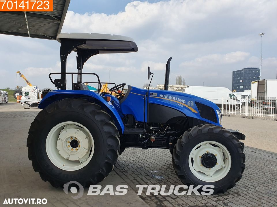 New Holland 9010 NEW UNUSED TRACTOR - 90 HP - 5