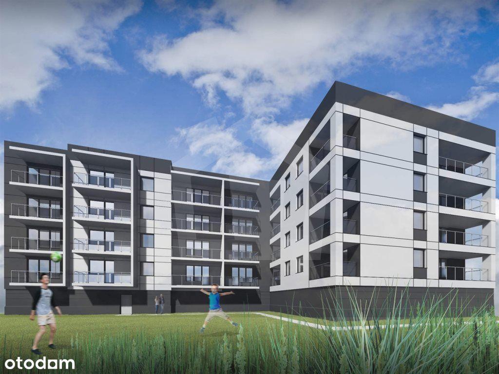 Nowy dwupak inwestycyjny w centrum za 6650/m2!