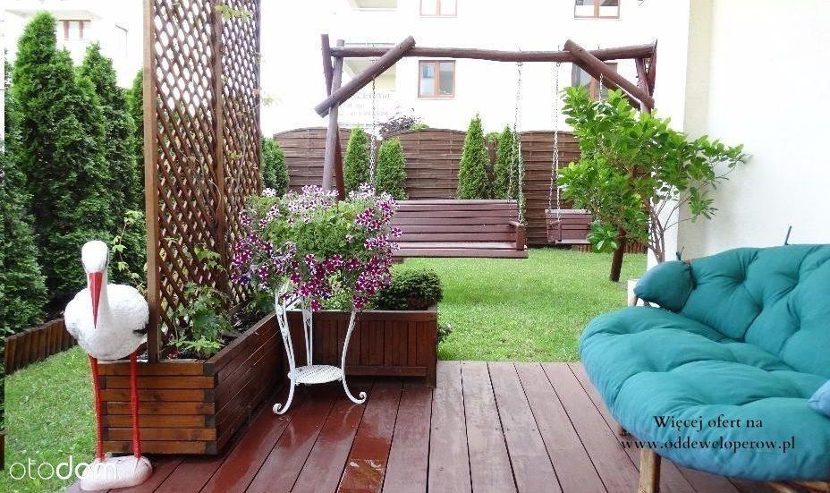 Ogródek | Kawalerka | Wysoki Standard