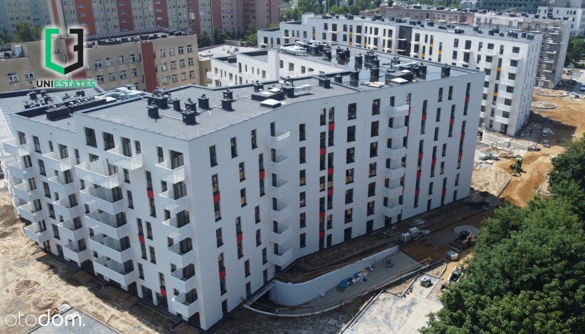 Prądnik Biały | 49,46 m2 | 2 pokoje + aneks| 2021