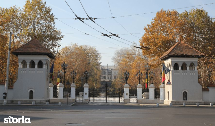 Vanzare teren 802mp Cotroceni Palat ideal constructie imobil rezidenta