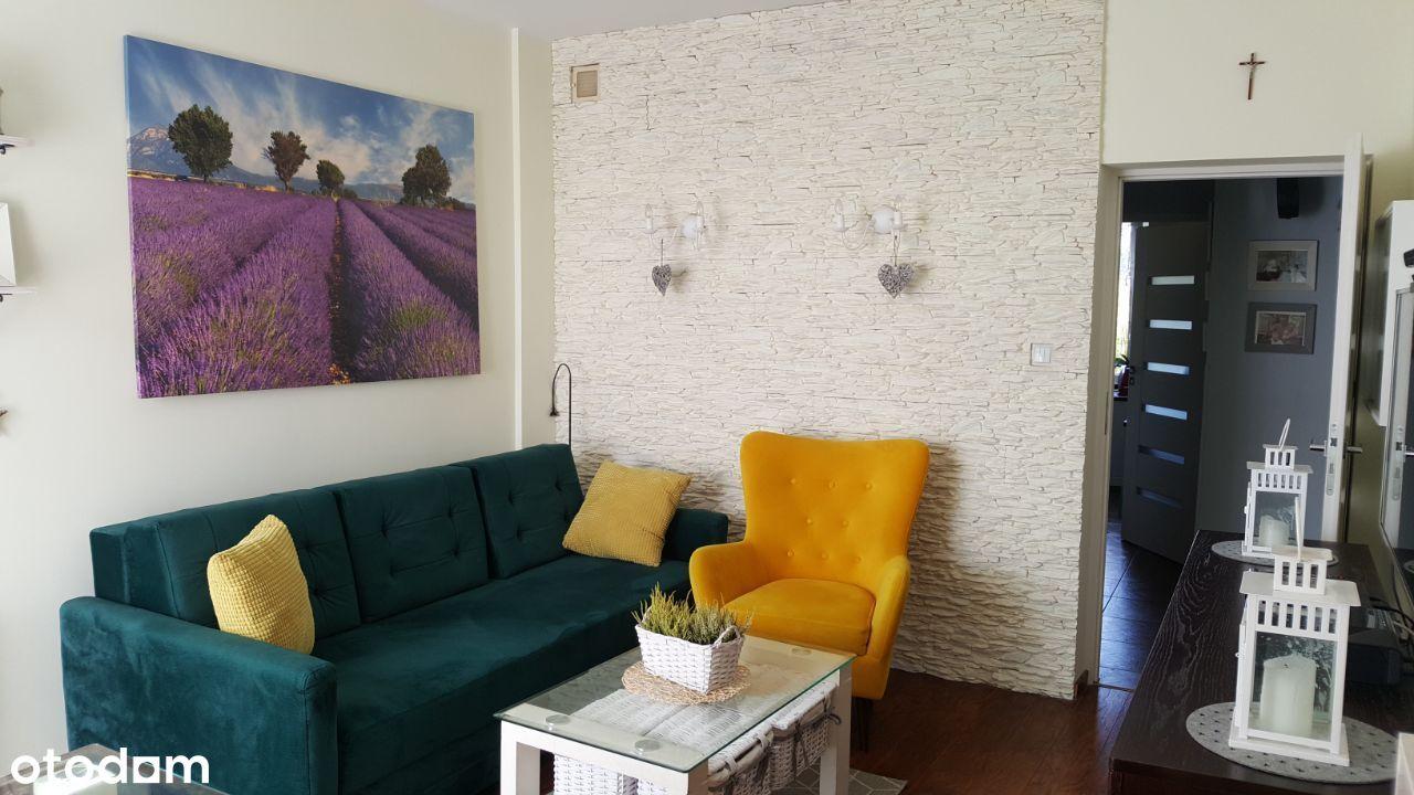 Dwupokojowe mieszkanie w centrum Elbląga + garaż