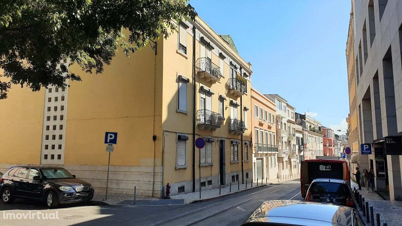 Escritório Lisboa Venda   121 m2   Amoreiras   Cave