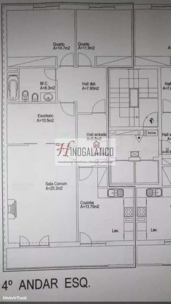 Apartamento para comprar, Gandra, Porto - Foto 19