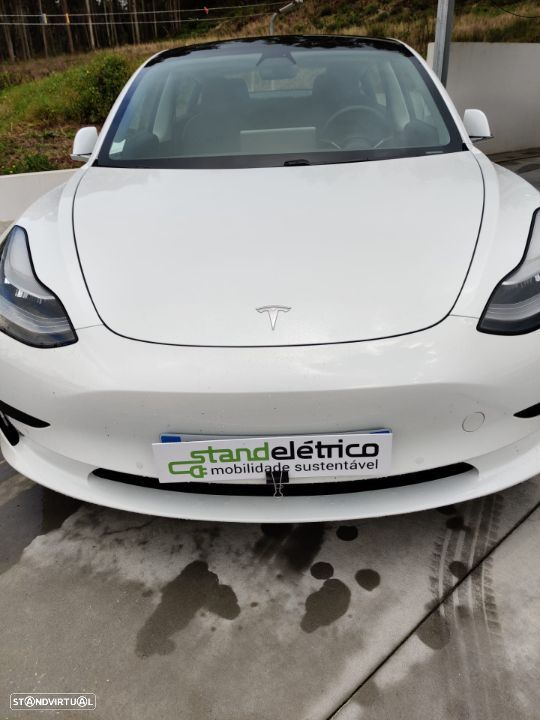 Tesla Model 3 Standard Range Plus RWD - 12