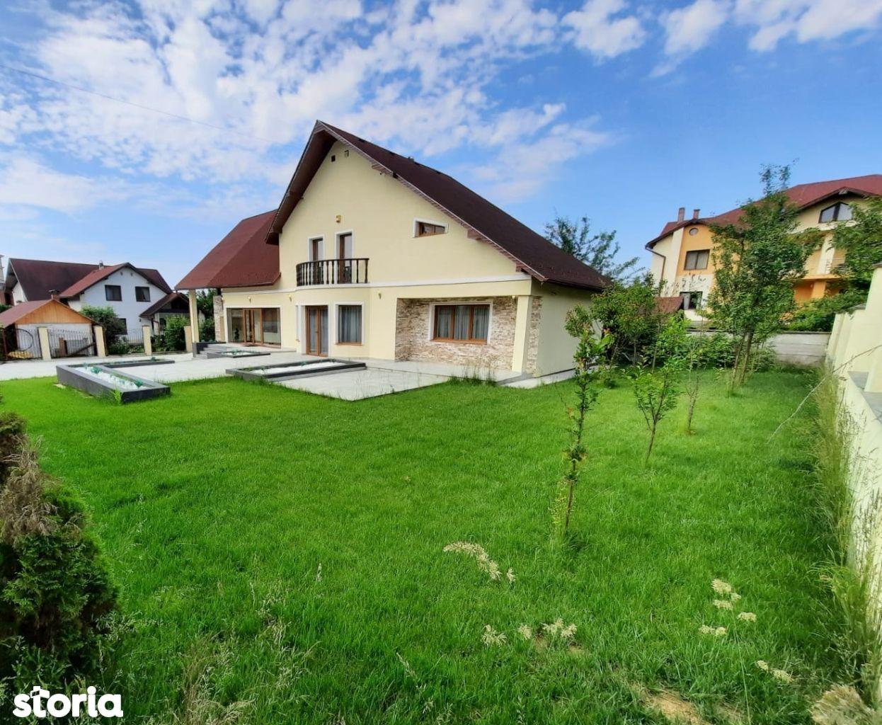 Baia Mare - Str. Pictor Lidia Agricola 240 mp + teren 7.5 ari