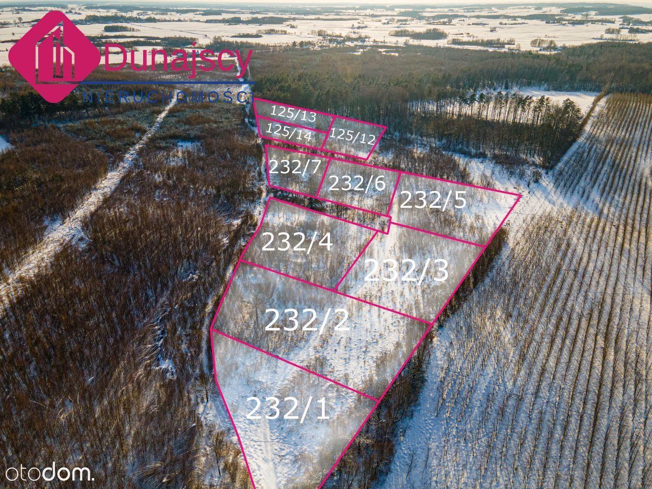14 Działek blisko S7 Jezioro Dąbrowa Wielka i Lasy