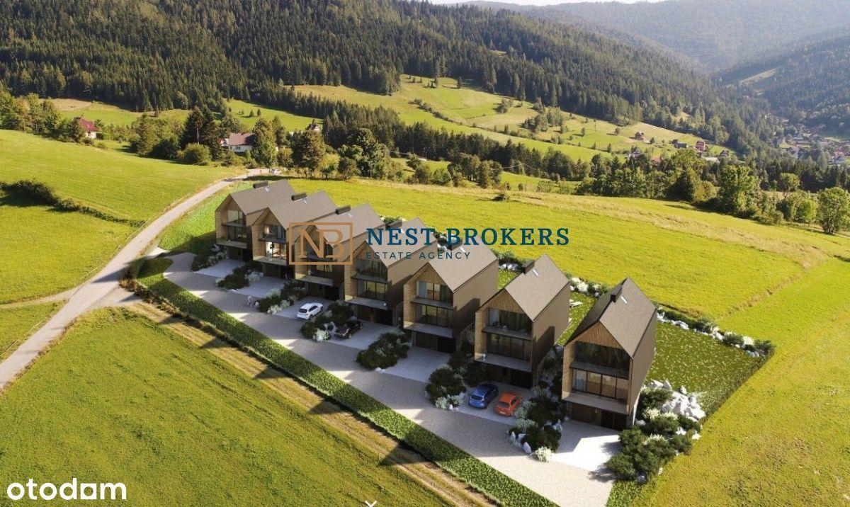 Działka inwestycyjna z pozwoleniem na budowę 7 dom
