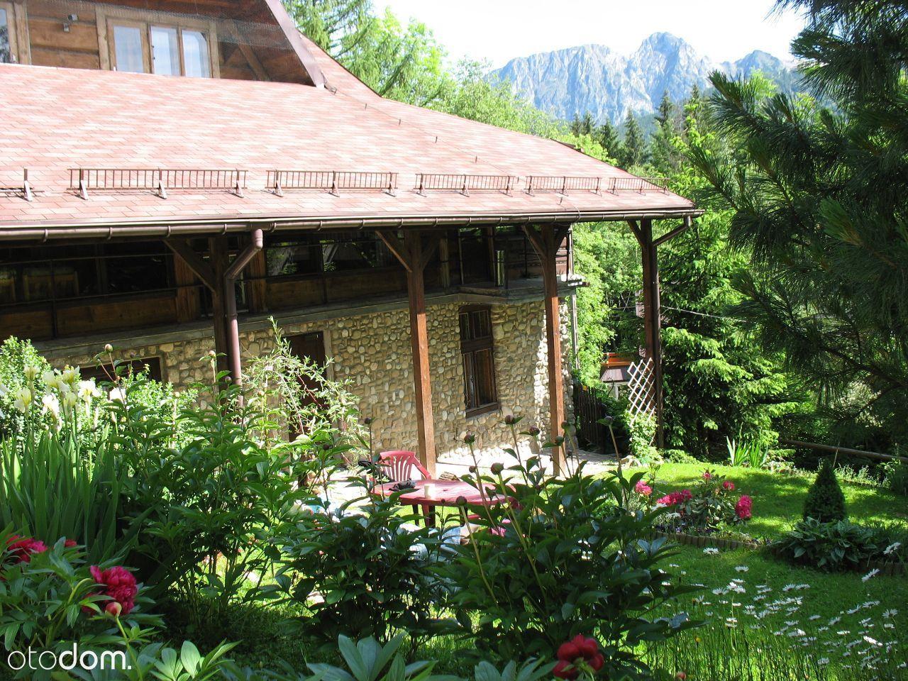 Kościelisko, popularny Dom Wypoczynkowy na 50 osób
