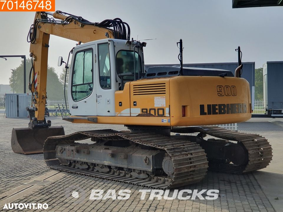 Liebherr R900 C Litronic GOOD UNDERCARRIAGE- ALL FUNCTIONS - 2