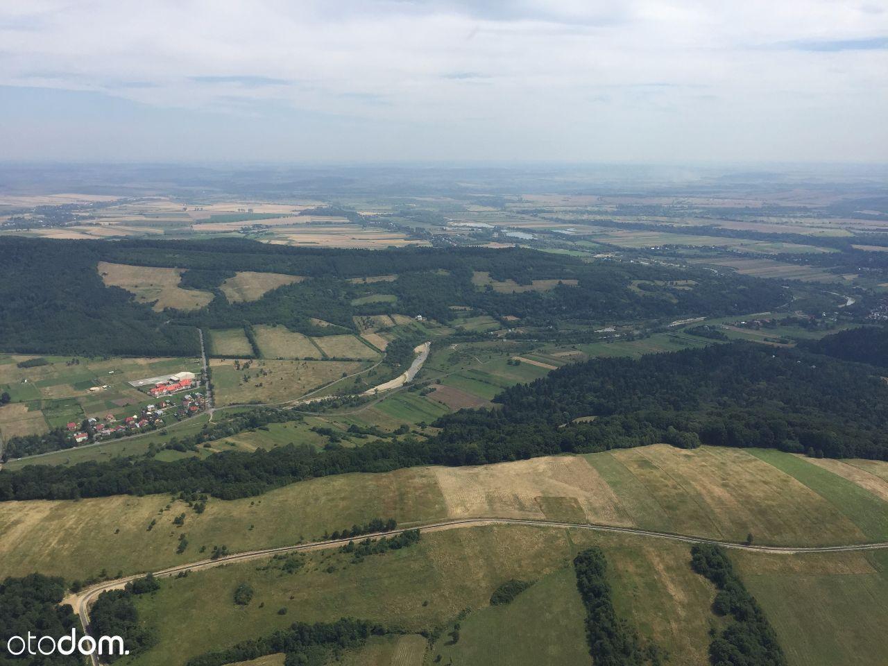 Działki rekreacyjne,widokowe,rolne od 1ha do 300ha